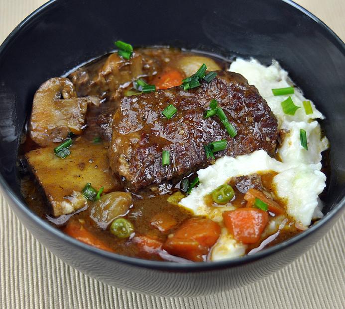 Beef Short Rib Stew